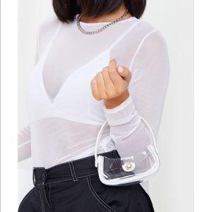 White Mini Bag
